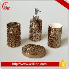 Copper Bathroom Accessories Sets China Luxury Bathroom Accessories China Luxury Bathroom