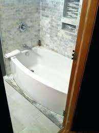 custom bathtubs custom made acrylic bathtub right hand drain acrylic bathtub in white custom size acrylic custom bathtubs