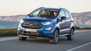 2018 Ford EcoSport Review | Top Gear