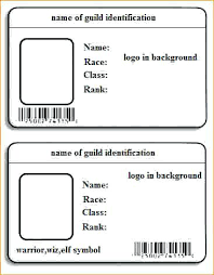 identity card template word card template word id card word template business card template word