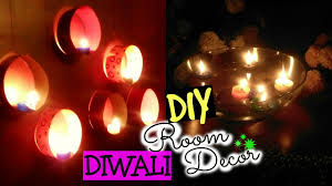 diwali room decorating ideas. diy: diwali room decor ideas | quick \u0026 easy floating candles wall hanging shweta verma - youtube decorating s