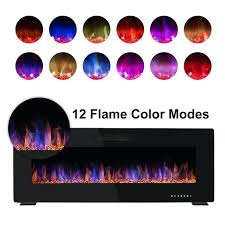 60 inch electric fireplace insert 60 recessed electric fireplace heater 750w 1500w rwflame 60 electric fireplace 60 inch electric fireplace insert