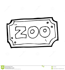 zoo sign clip art black and white. Contemporary Art Cartoon Zoo Sign For Zoo Sign Clip Art Black And White A