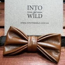 Leather <b>Bow Tie</b>: лучшие изображения (44) | Leather accessories ...