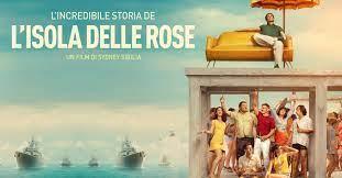 L'incredibile storia dell'Isola delle Rose - Il nuovo film di Sydney Sibilia