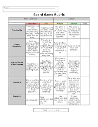 Probability Project Design Your Own Game Ideas Math Game Rubric Google Search Rubrics 5th Grade Games