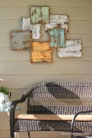 Reclaimed Wood Wall Art 25 Best Reclaimed Wood Art Ideas On Pinterest Pallet Wall Art
