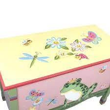 fantasy fields magic garden toy chest