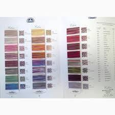 Dmc Color Chart List Dmc Coloris Floss Chart
