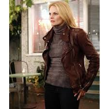 emma leather jacket once upon a time season 4 episode 7