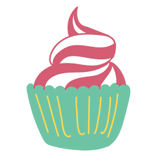 Cupcake Sweet Food Dessert Transparent Png Svg Vector