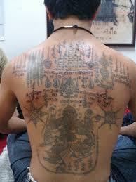 Bhudist Thai Tattoo Tattoos