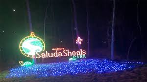 Lights Before Christmas Saluda Shoals Saluda Shoals