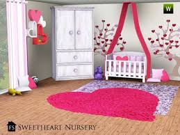 sims 3 cc furniture. Sweet Heart Nursery By FantasticSims - Sims 3 Downloads CC Caboodle Cc Furniture