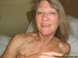 Rea amateur granny facial
