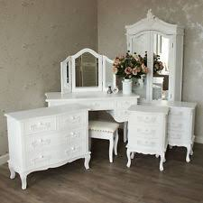 country white bedroom furniture. white bedroom furniture set wardrobe bedside dressing table mirror stool drawers country
