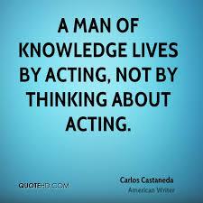 Carlos Castaneda Quotes Magnificent Carlos Castaneda Quotes QuoteHD