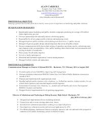 Marketing Specialist Sample Resume Dissertation Writing Workshop Part 24 Putting Pen To Paper Customer 14