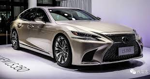 2018 lexus 600h. unique 2018 2018 lexus ls350 debuts in china not for australia  update with lexus 600h