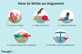 arumentative essay tips on how to write an argumentative essay
