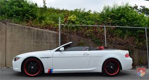 Coupe Series black bmw m6 : GWG Wheels - Gallery - Category: BLACK RED LIP - Image: BMW-M6 ...