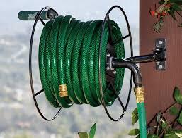 stunning retractable garden hose reel wall mount wall mounted garden hose alices garden