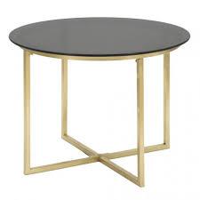 round coffee table diameter 58 cm in