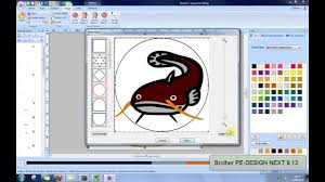 Brother Pe Design Next Tutorial Embroidery Brother Pe Design Next 9 13 Fully Functional