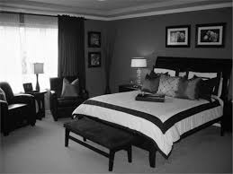 Gray Bedroom Black Furniture