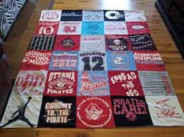 Pirate Pride | Project Repat T Shirt Quilts &  Adamdwight.com