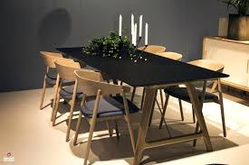 wooden dining room table and chairs black wood dining room table delectable inspiration small modern dinner