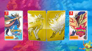 Pokémon Sword and Shield double pack confirmed for Australia - Vooks