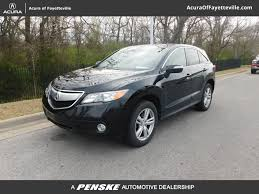 2013 Used Acura RDX FWD 4dr Tech Pkg at Fayetteville Autopark, IID ...