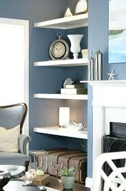 blue wall shelves shelving for living room walls navy blue wall shelves white stained wooden built blue wall shelves