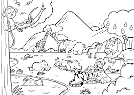 Kids can color in this tree coloring page and then add zacchaeus by drawing him in the tree. Bible Coloring Activities Zacchaeus Pages For Preschoolers Free Verse Jaimie Bleck
