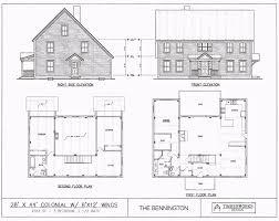 saltbox house plans. Colonial Saltbox House Plans Inspirational Design Ideas 13 Previous The Bennington 28 X 44