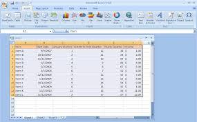 Resize An Embedded Chart Chart Edit Chart Microsoft