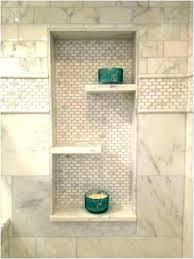 built in shower shelf built in bathroom shelves shower shelf ideas niche built in shower shelf