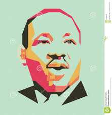 Image result for cute martin luther king clipart