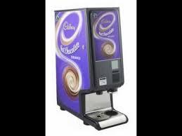 Vending Machine Hot Chocolate Impressive Cadbury Hot Chocolate Machine YouTube