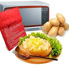 Generic <b>1Pc Potato Bag Microwave</b> Baking <b>Potatoes</b> Cooking <b>Bag</b> ...