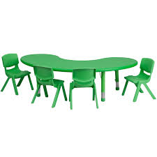 school and day care tables