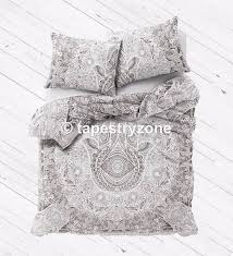 queen size duvet covers hamsa hand art gypsy cotton queen size duvet cover throw bohemian quilt cover handmade king size duvet covers target jpg