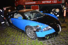 Now the car is built in molsheim, france, so if you live in the us they will need $40,000 to deliver it to your door. Crashed Bugatti Veyron Put Up For Sale By Insurance Company Axa Gtspirit