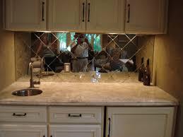 mirror backsplash. self stick backsplash | home depot kitchen mirrored tile mirror