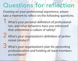 Professionalism In Nursing Nurses Essential Role In Supporting Professionalism American