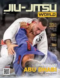 Jiu Jitsu World 1 Grand Slam Abu Dhabi By Jiu Jitsu World