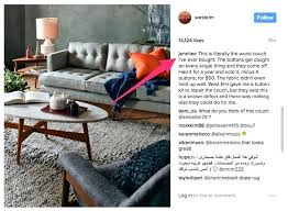 west elm sofa west elm west elm furniture reviews uk
