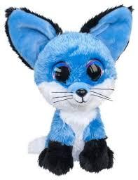 <b>Мягкая игрушка Lumo Stars</b> Лисёнок Blueberry 24 см — Мягкие ...