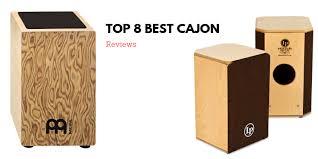 top 8 best cajons